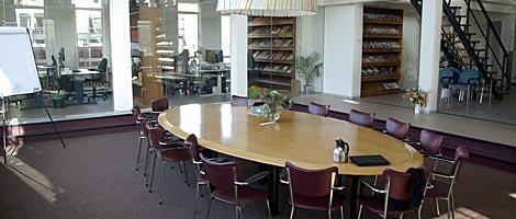 vergader-ruimtes